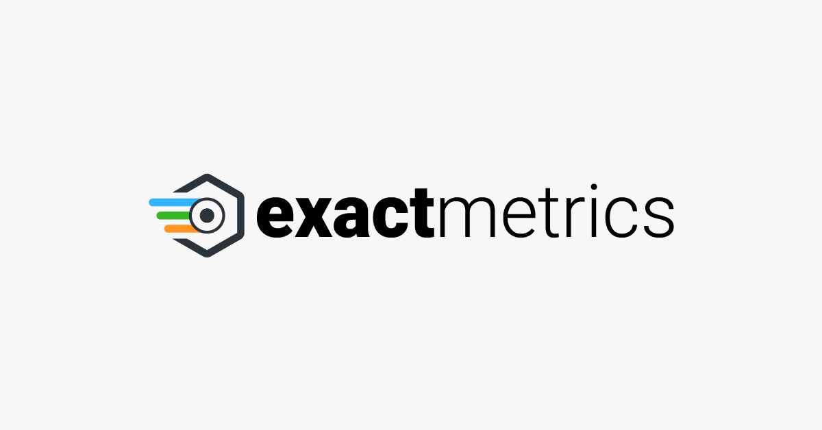 ExactMetrics - Google Analytics Dashboard for WordPress